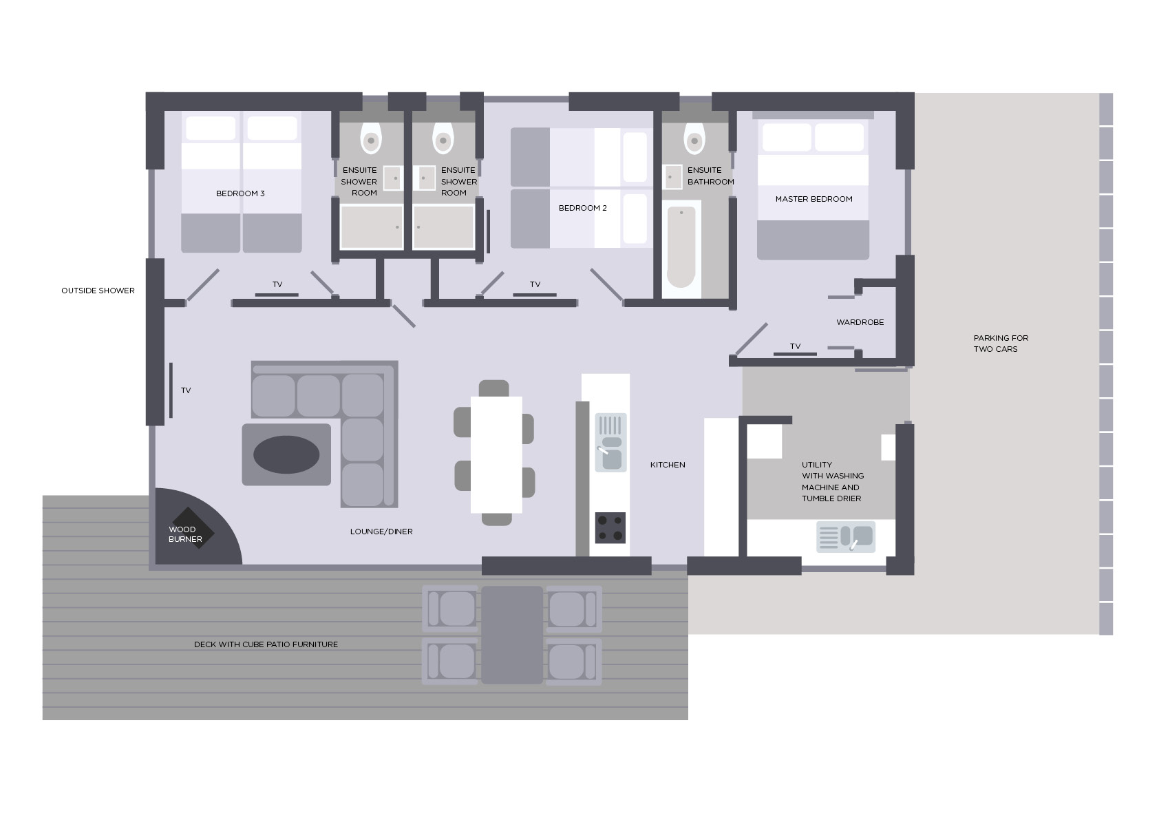 Northcott floorplan